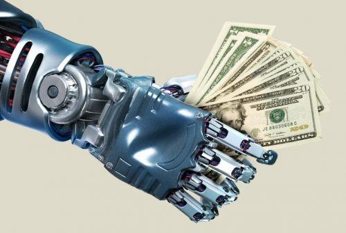 ロボット店員があらわれる頃には仮想通貨で支払いができる